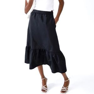Zara Poplin Skirt